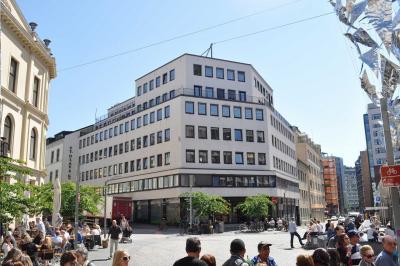 Kontor sentralt St. Olavs plass