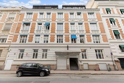 Vika/Sentrum: Ledige kontorlokaler fra ca.20 til 320 kvm. Meget god beliggenhet ved Nationaltheatret.